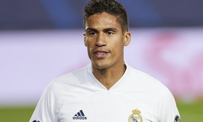 Raphael Varane is one of the top defenders in the world. (imago Images)