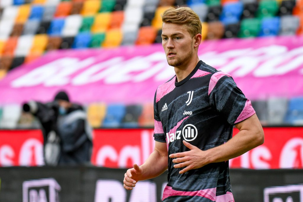 Real Madrid have also joined Chelsea in the race to sign De Ligt.