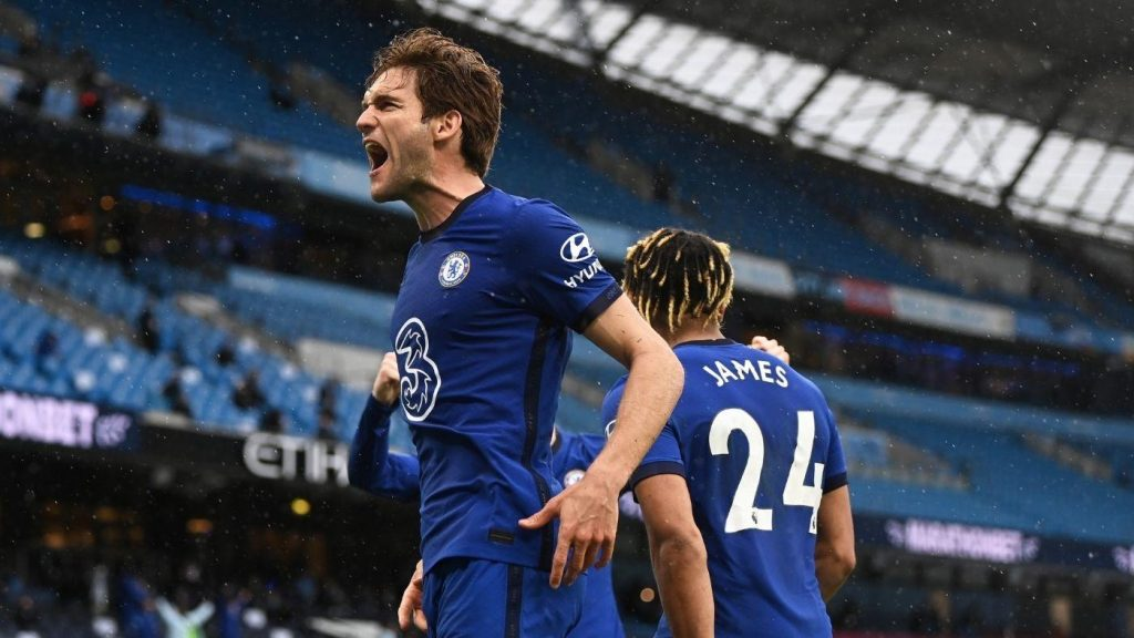 Marcos Alonso is now being eyed by Inter Milan