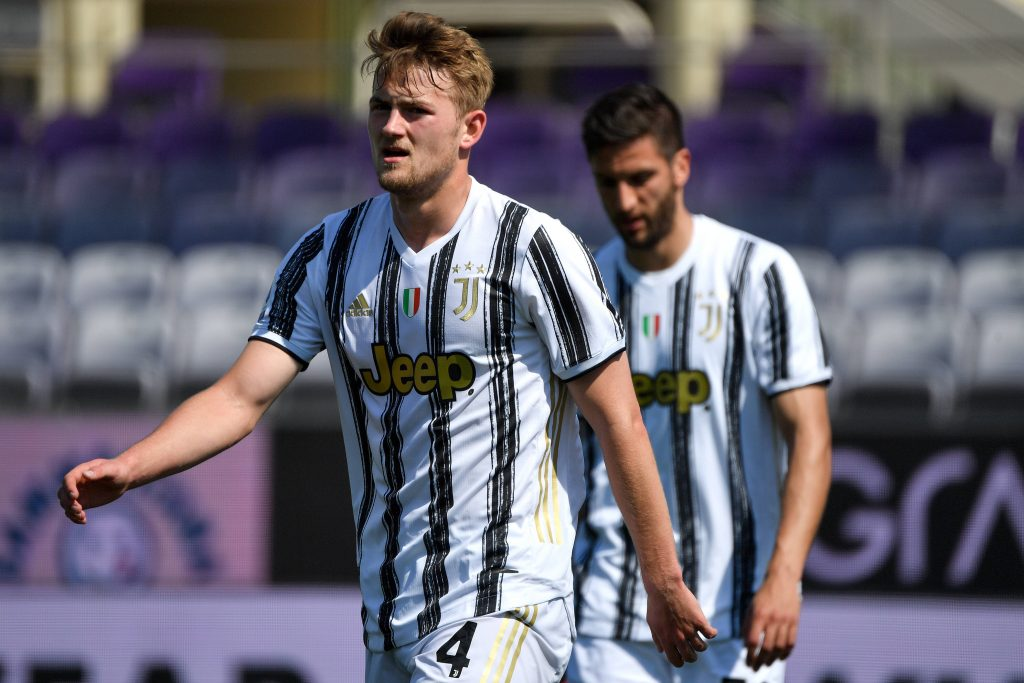 Matthijs de Ligt of Juventus is eyed by Chelsea in a potential swap deal including Timo Werner.