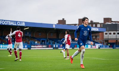 TIno Livramento graduated from Chelsea's youth academy. (imago Images)