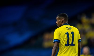 Alexander Isak is a star striker at Real Sociedad and plays regularly for Sweden national team.