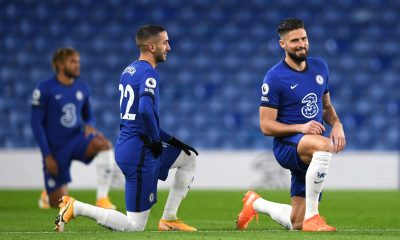 AC Milan have their eyes on Chelsea duo, Olivier Giroud and Hakim Ziyech.