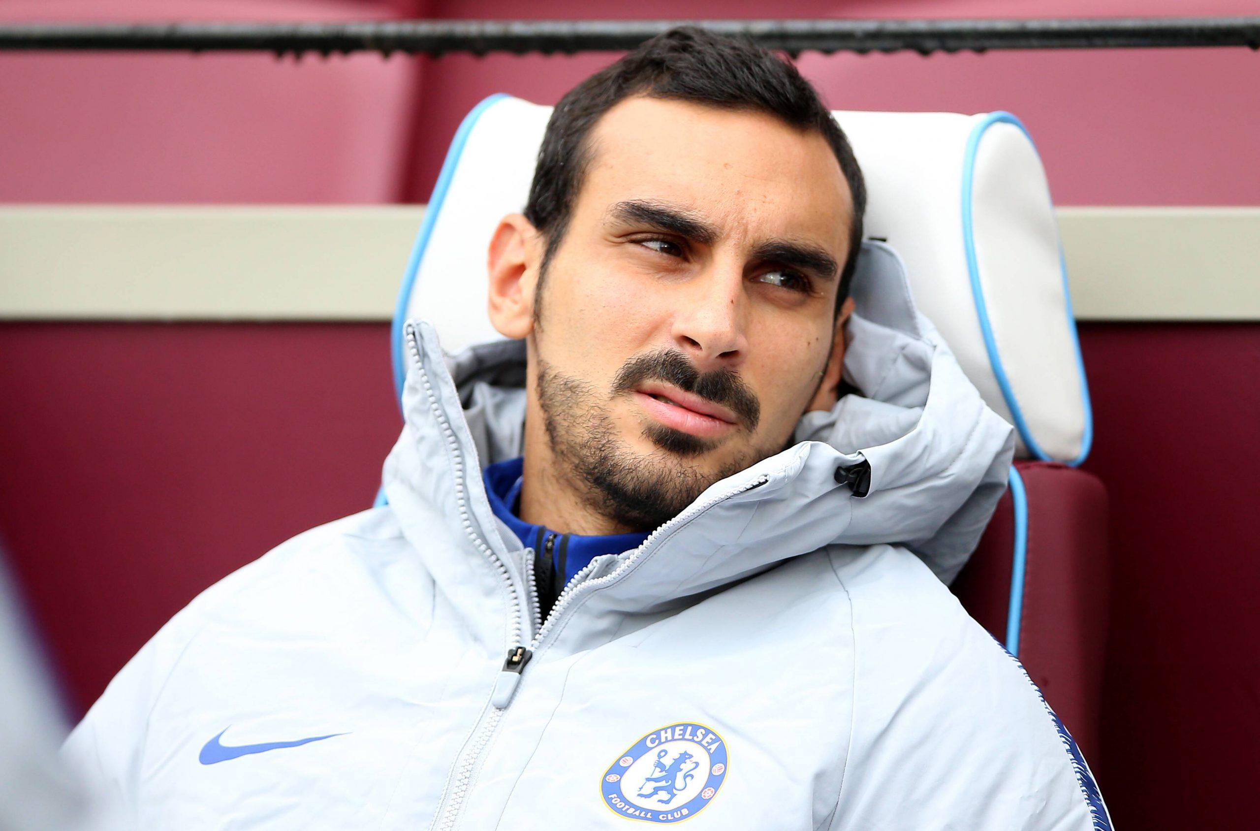 Davide Zappacosta has found it hard to find starts at Chelsea.