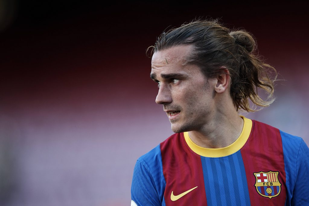 Chelsea are keeping an eye on Barcelona star Antoine Griezmann who could be on the move this summer.