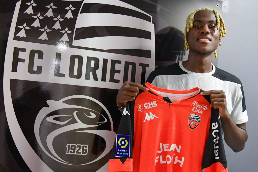 Trevoh Chalobah spent the last season on loan at Lorient