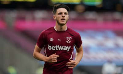 Chelsea have wanted to sign Declan Rice from West Ham United.