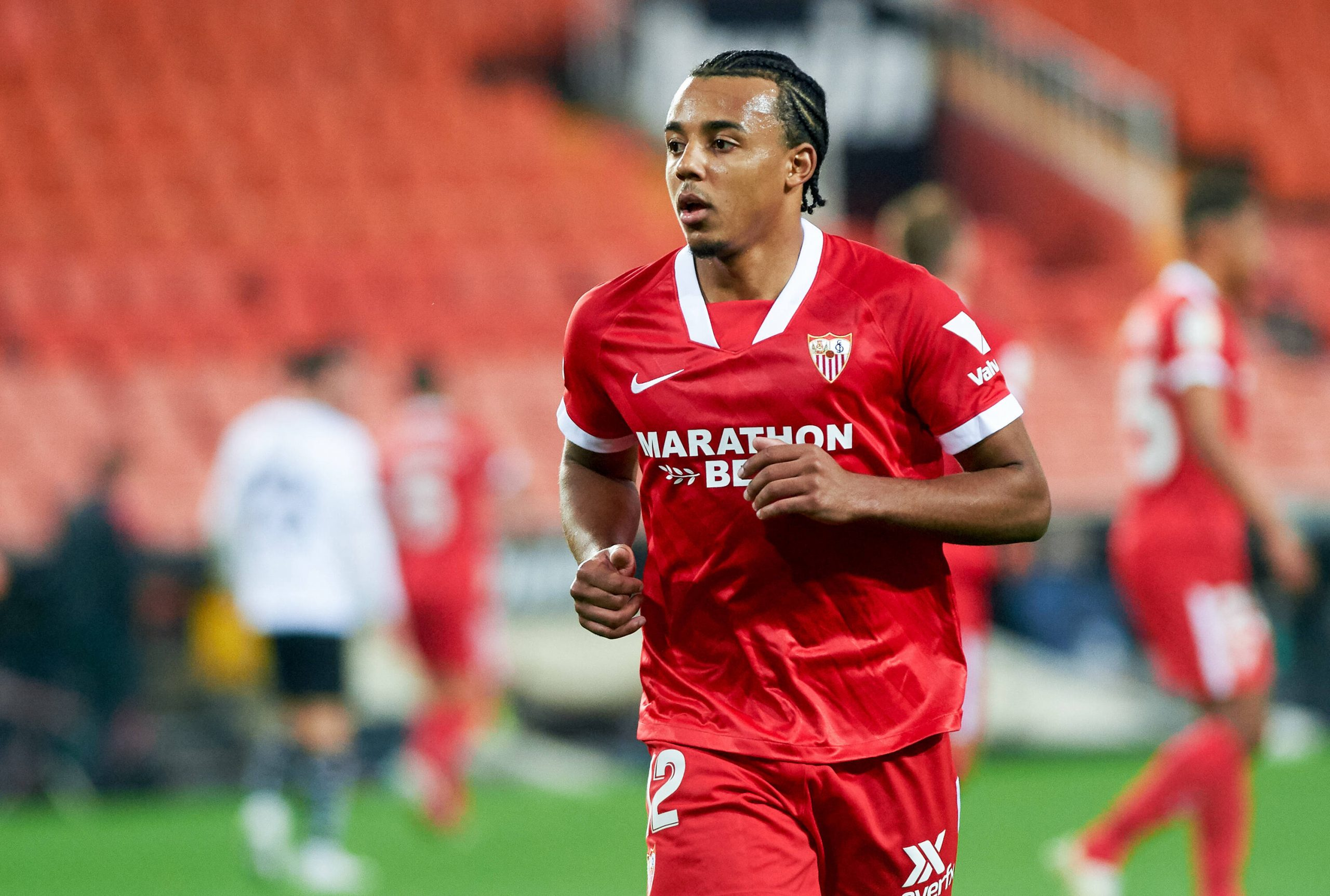 Sevilla centre-back, Jules Kounde, is a wanted man this summer.