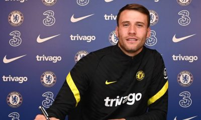 Chelsea signed Marcus Bettinelli on a free transfer (Twitter/ChelseaFC)