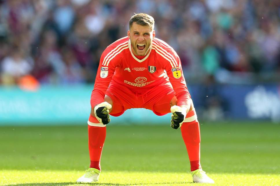 Marcus Bettinelli is a transfer target for Chelsea