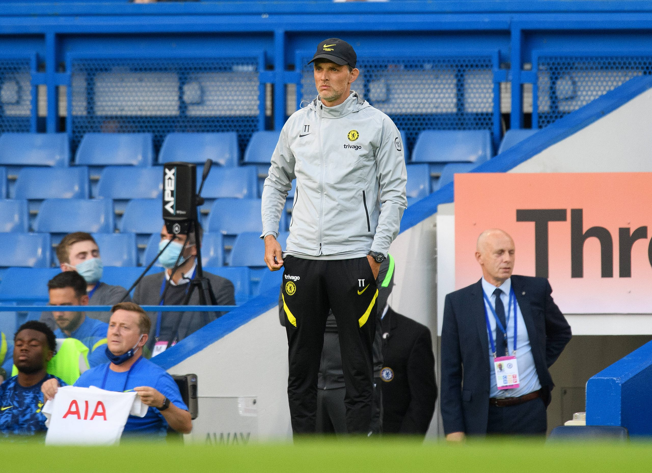 Tuchel feels Saul will improve over time