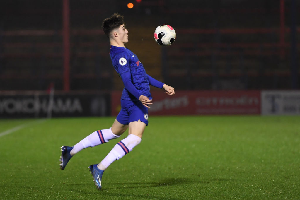 Southampton appear to have won the race to land promising Chelsea youngster Tony Livramento.