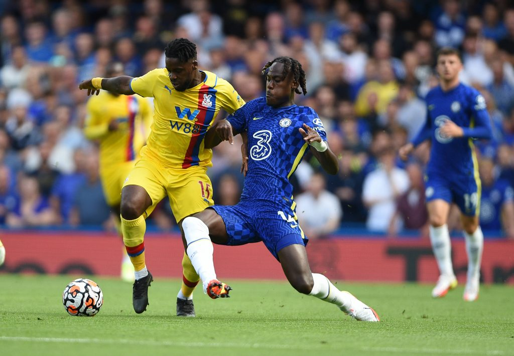 Trevoh Chalobah has made 2 Premier League starts for Chelsea this season.