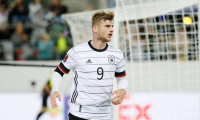 Timo Werner was one of three Chelsea players who impressed on international duty this week.