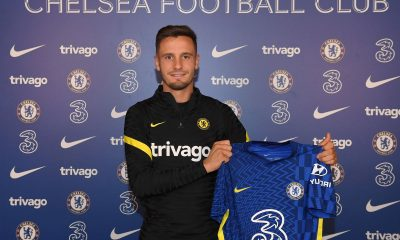 Saul Niguez is a Chelsea player. Image Credit - Google