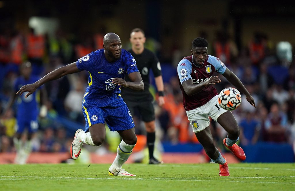 Chelsea with Romelu Lukaku are serious title contenders.