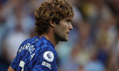 Marcos Alonso says he will stop taking the knee.