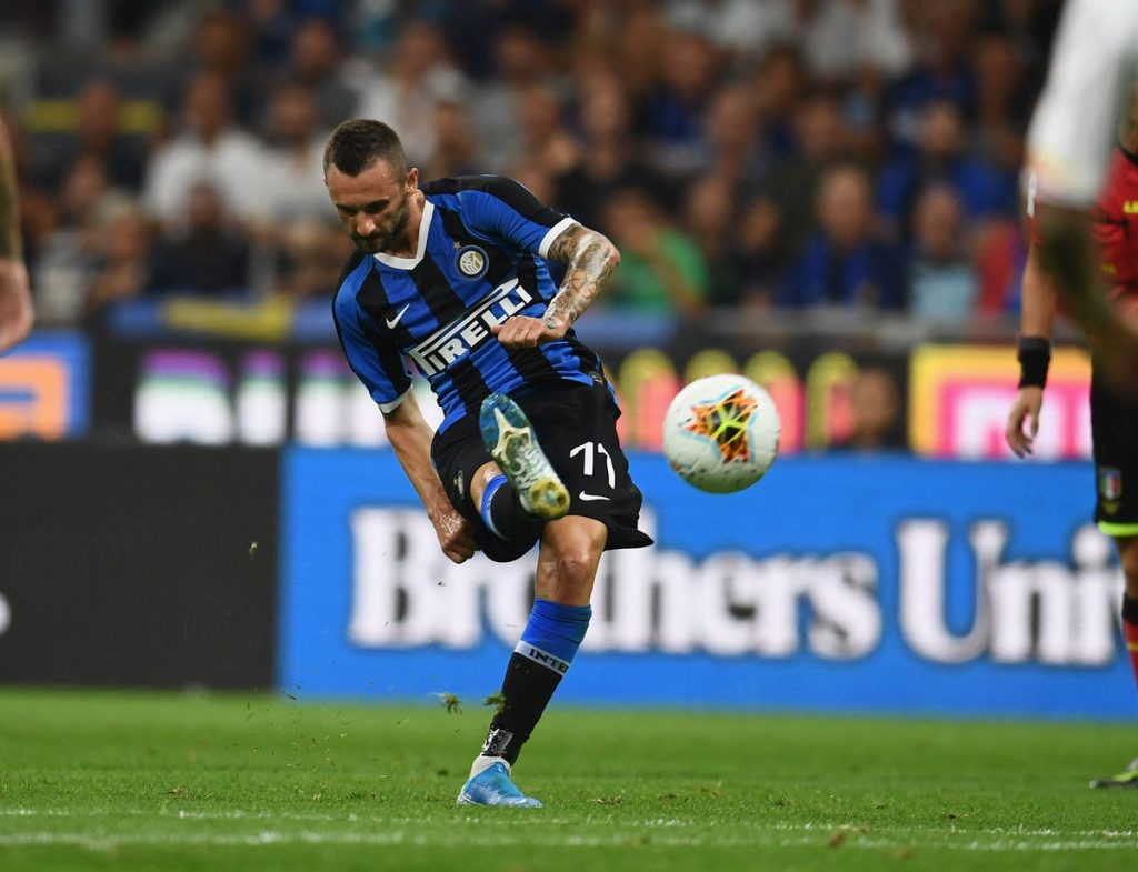 Chelsea are making a serious push to land Inter Milan star Marcelo Brozovic.
