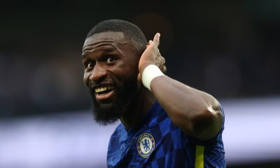 Antonio Rudiger is without a contract next summer.