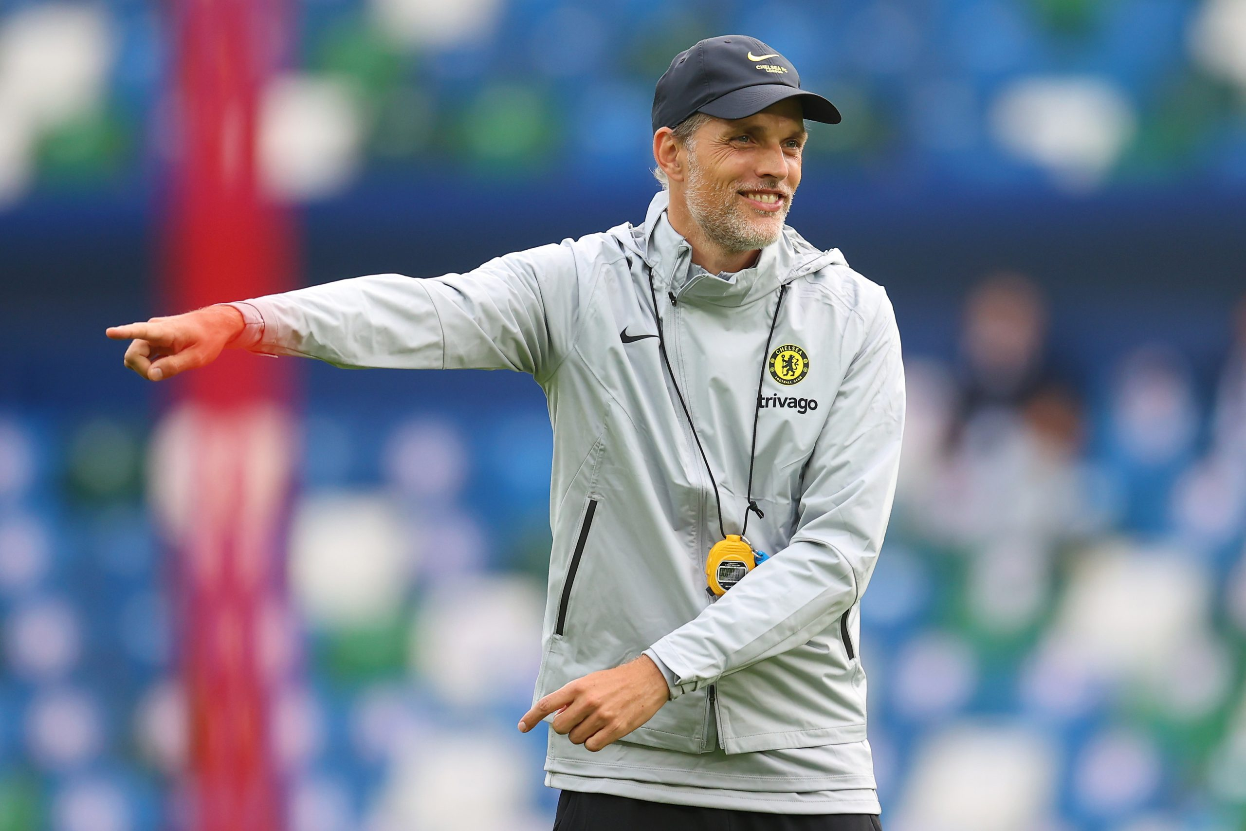 Thomas Tuchel wants Chelsea to install 8 new cameras at Cobham to up the training session.