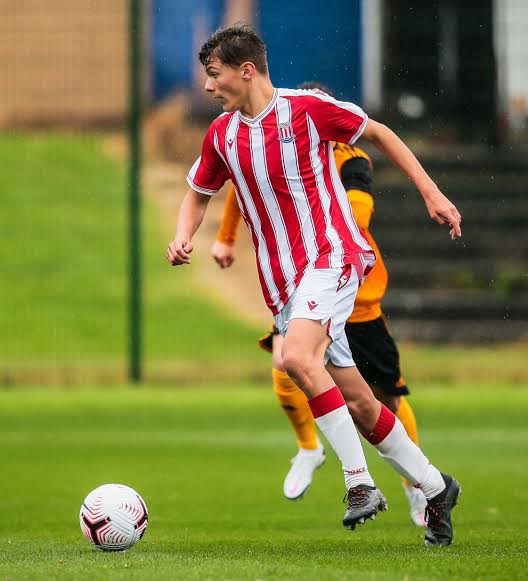 Chelsea are keeping tabs on promising 16-year-old Stoke City starlet Emre Tezgel.